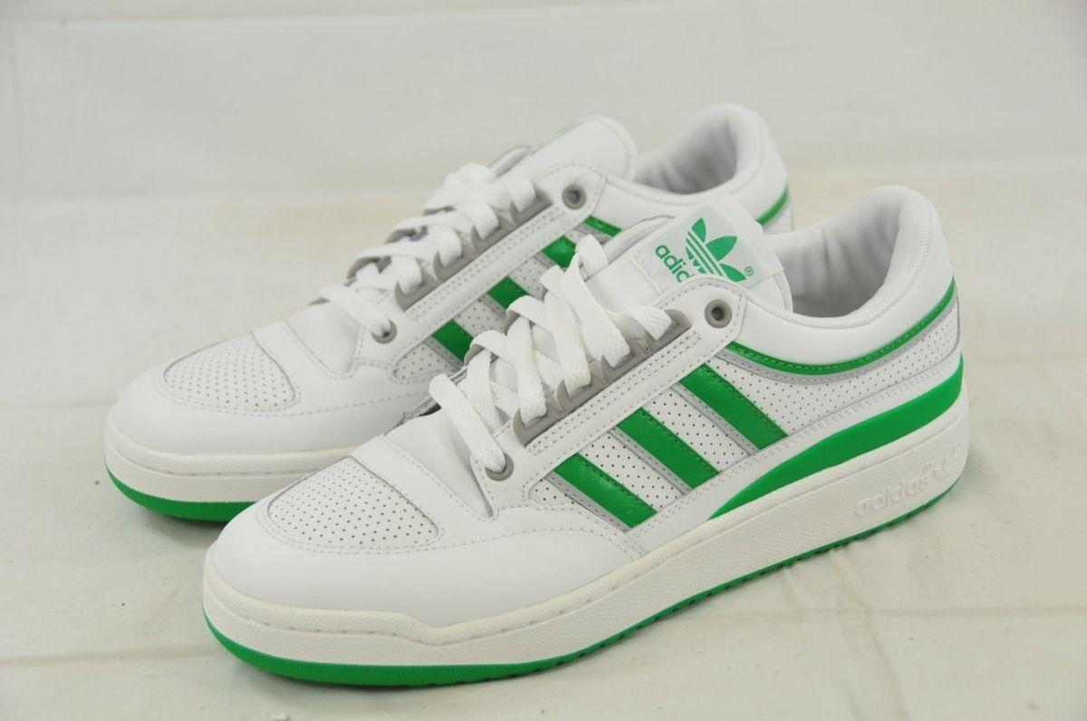 Comp Size 8 L Stripes White Ivan G49213 Green 6360 Lendl I
