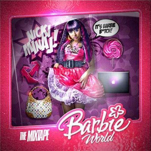 Nicki Minaj Barbie World Mixtape Young Money Cash Money