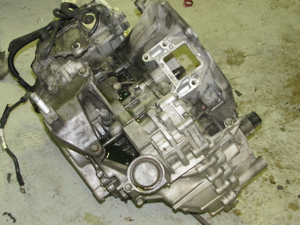 Jaguar x Type Automatic Transmission 90K Genuine Jaguar Parts