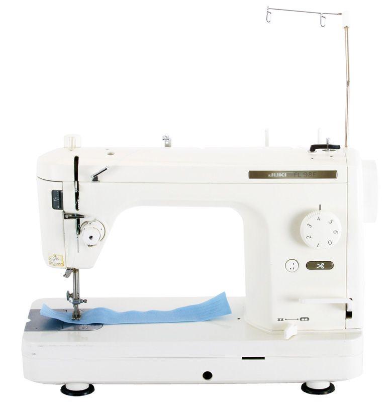 Juki Tl 98e 1 Needle Lockstitch Sewing Machine