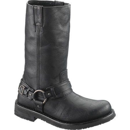 Mens Harley Davidson Lantry Harness Boots