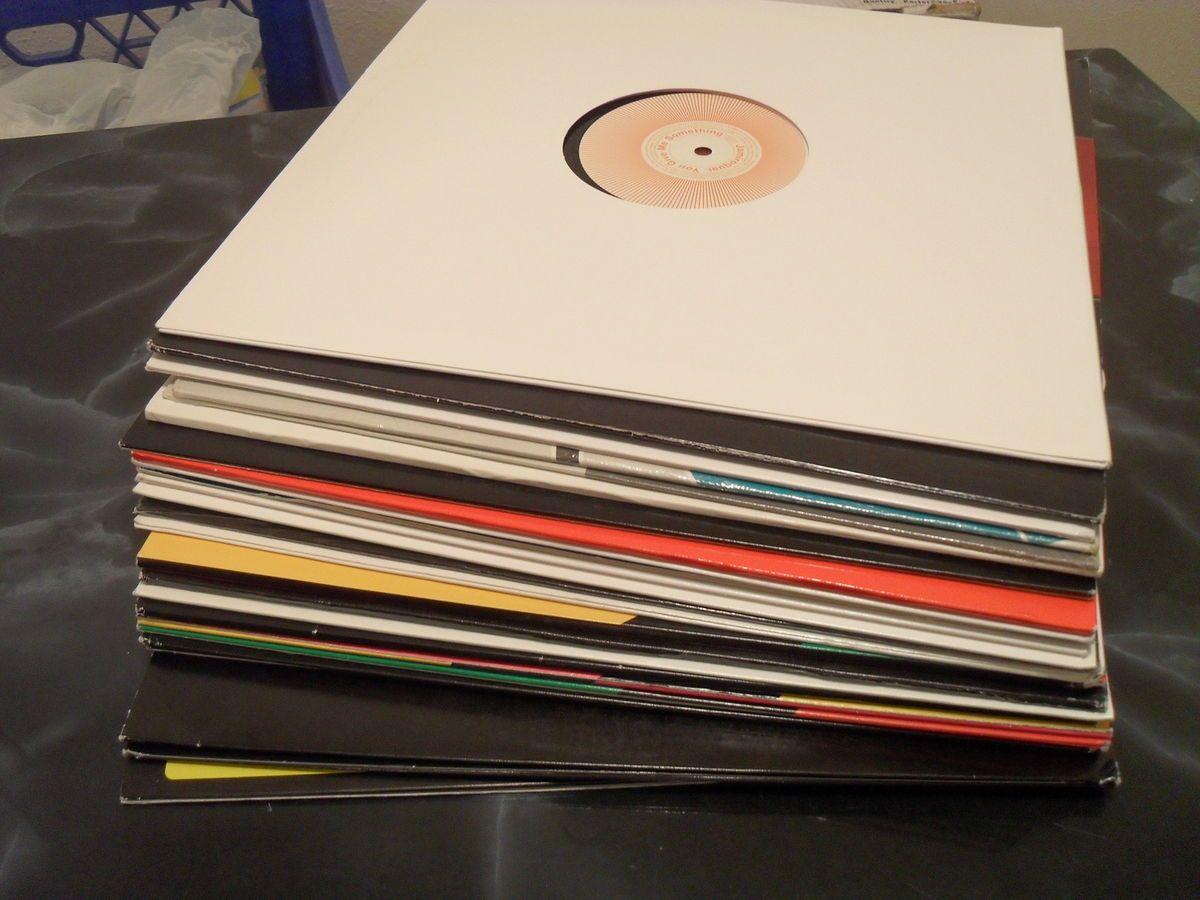 LOT OF 10 WEST COAST CLASSIC RAP HIP HOP VINYL DJ RECORDS MACK 10 KOBE
