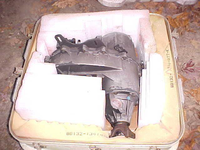 BLAZER K 5 HUMMER HUM VEE TRANSMISSION TRANSFER CASE 6 2 DIESEL ENGINE