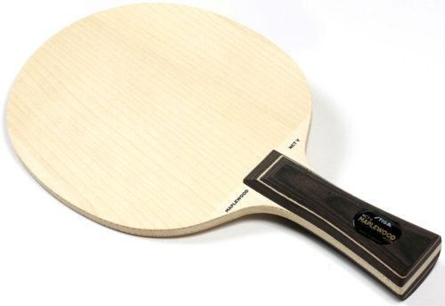 Stiga Maplewood NCT V 5 Blade Table Tennis No Rubber