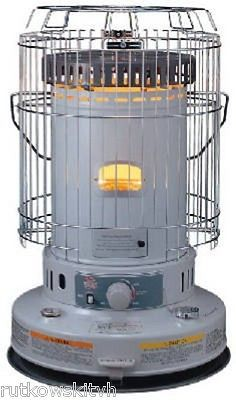 Kero World 23,000 BTU Indoor Portable Convection Kerosene Wick Heater