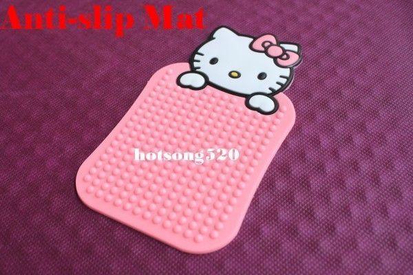 New Hello Kitty Car Non Slip anti slip Mat Auto Accessories