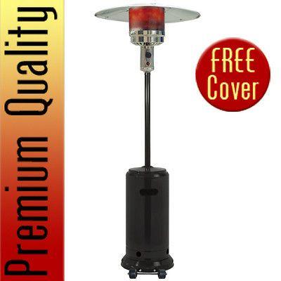 Patio Heater Propane LP Gas Garden Deck Commercial Restaurant Tall
