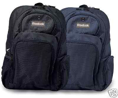 Reebok NEW Dome MX BACKPACK Travel Bag Fits Most 17 Laptops BLACK or