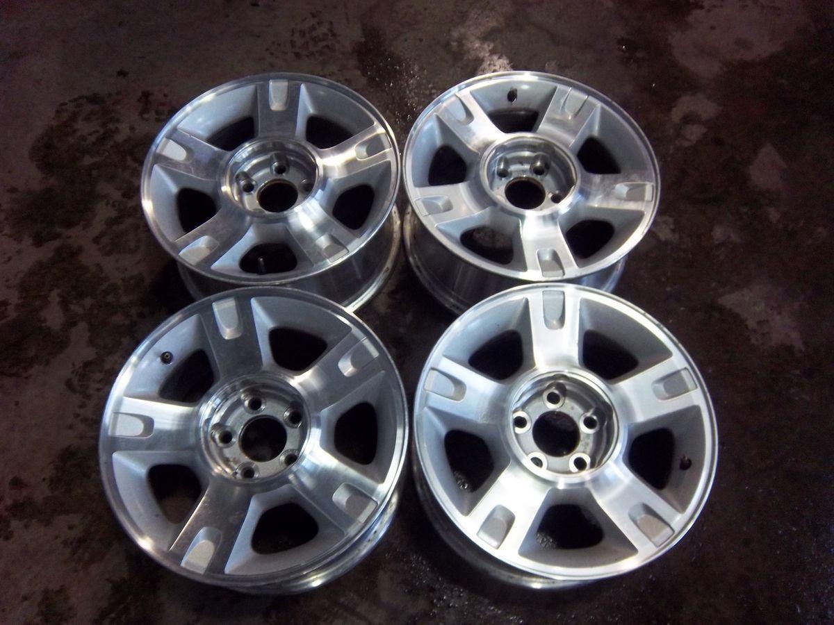 Ford Explorer Sport Trac Factory Wheels Rims 3416 01 11 Ranger