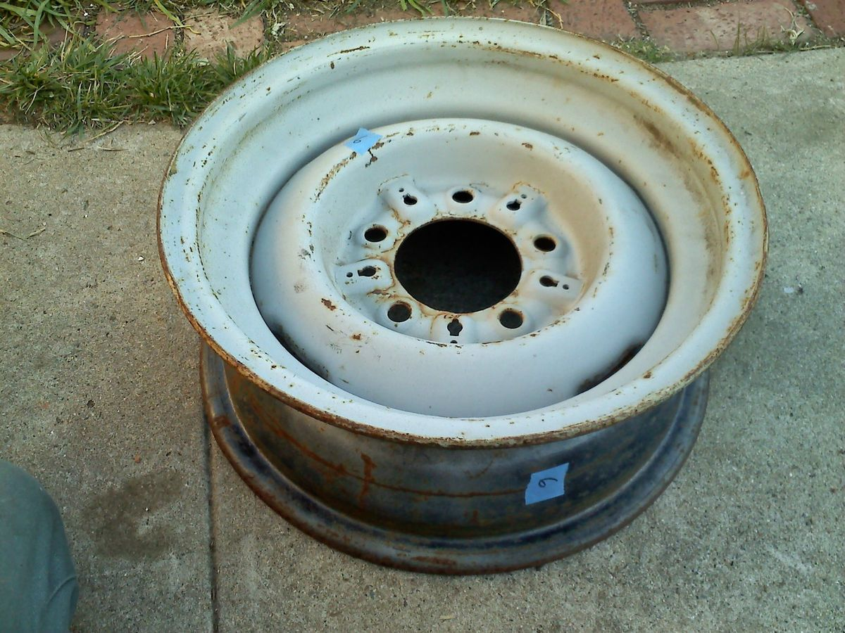 steel wheel rim 5x5 5 mercury hot rat rod 1940 steelies flathead 32