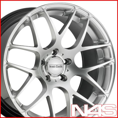 525 528 530 535 540 550 M5 Avant Garde Staggered Wheels Rims