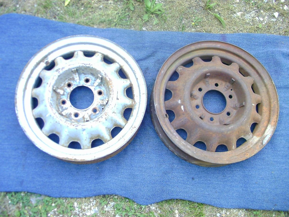 17 inch ARTILLERY wheels 1 CHEVY GMC PU TRUCK 39 40 41 42 43 44 45 46