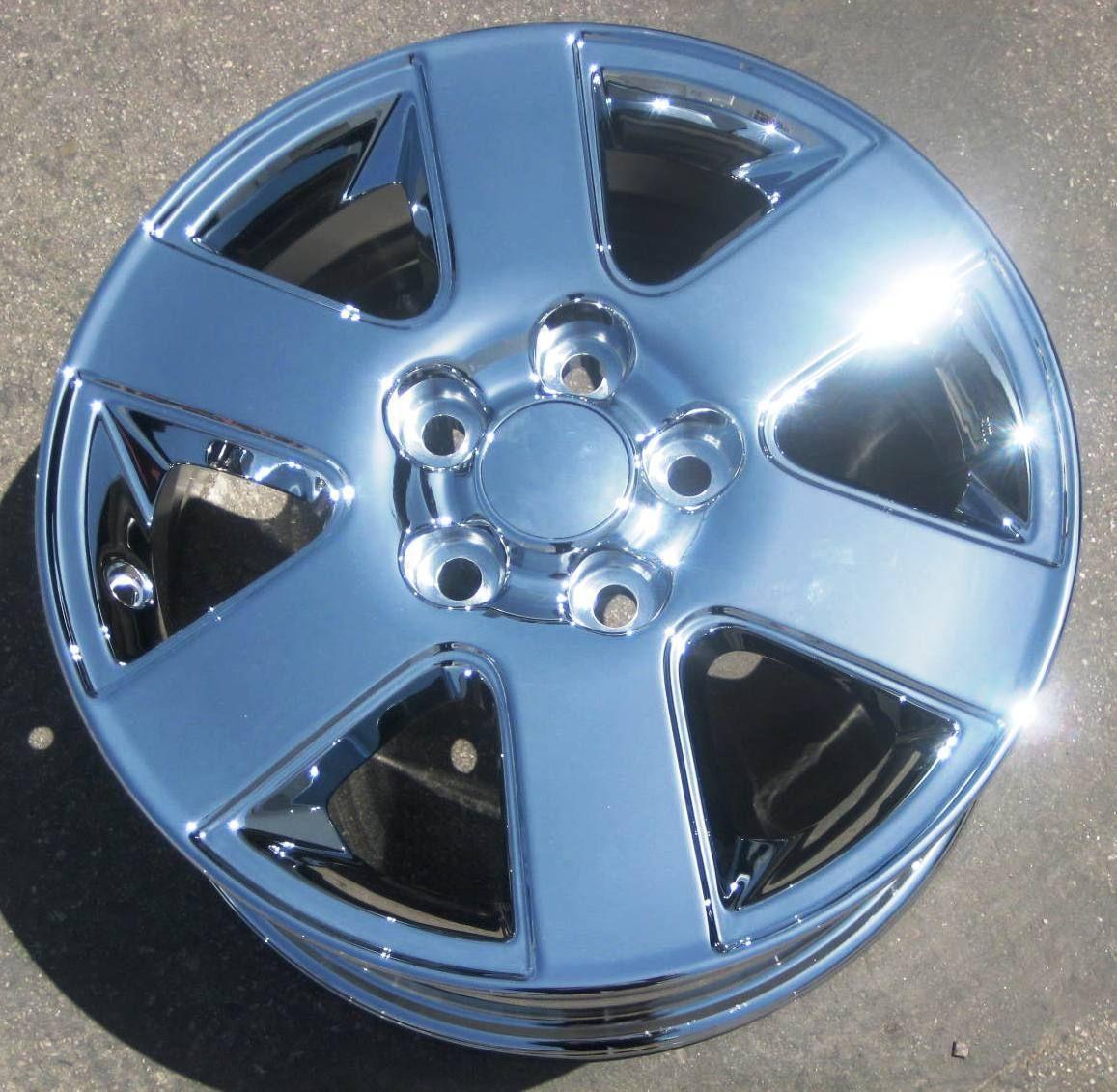 Toyota Sienna Chrome Wheels Rims RAV4 Camry Previa ES300 Set