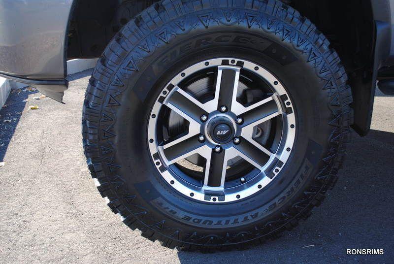 American Racing 17x8 Ford F150 04 05 06 07 08 09 10 11 Wheels