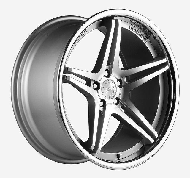 20 Vertini Magic Staggered Wheels Rims Fit BMW E90 E92 E93 325i 328i