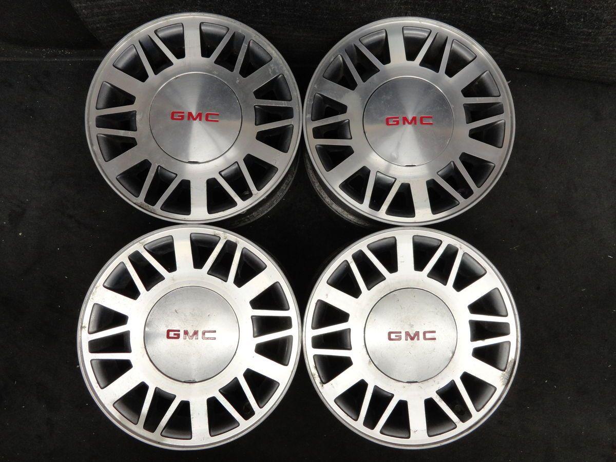 15 GMC Jimmy Rims BLAZER Chevy Sonoma S 10 Wheels 95 96 97 98 99 00 01