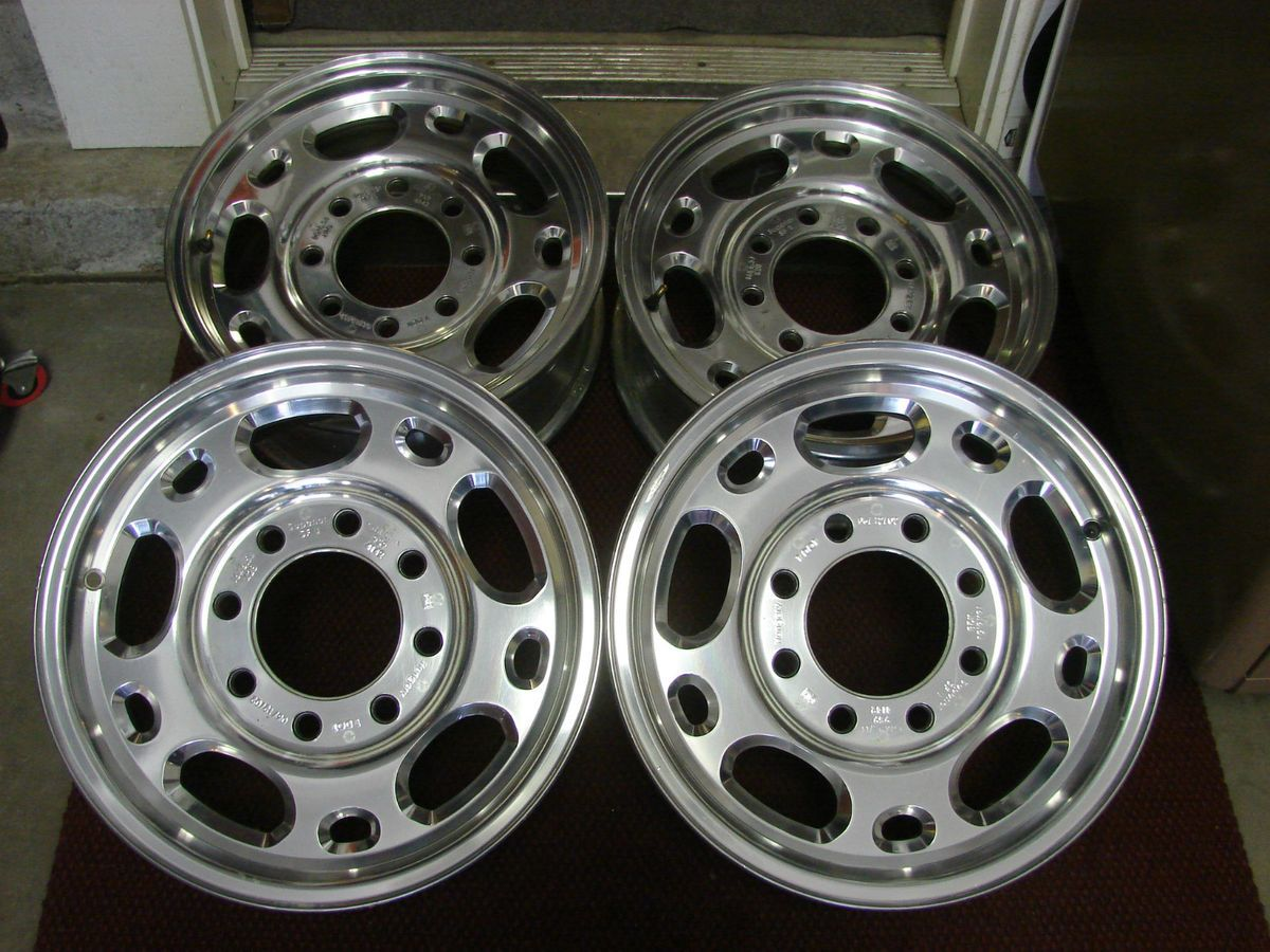 Chevy Silverado GMC 3500 2500 HD 16 Factory Wheels Alloy Rims