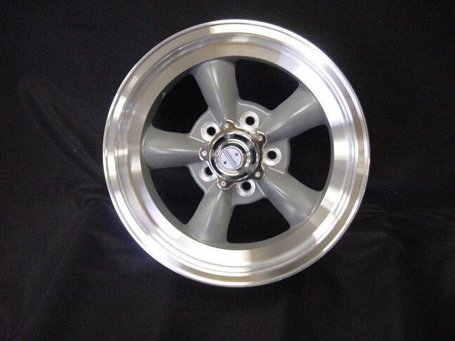 Chevy Wheels Torq Thrust D Ford Mopar 14 x 6 Cuda