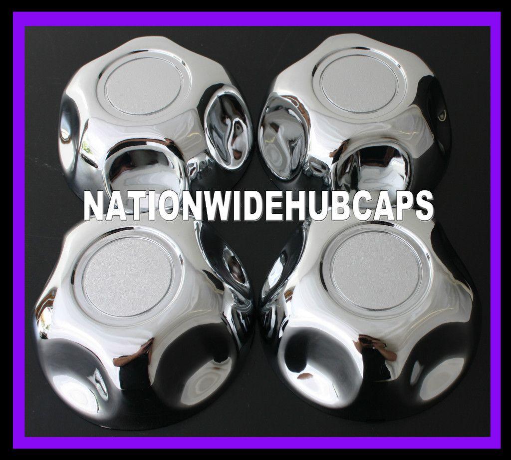 Ford 5 Lug Chrome Center Cap Wheel Cover Rim Hub Caps