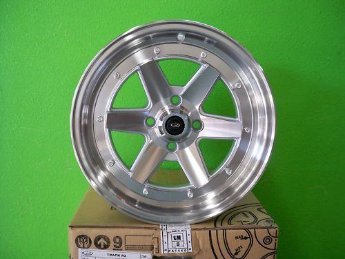 15 Rota CK Rims Wheels Integra MX5 Mini Cooper Jazz