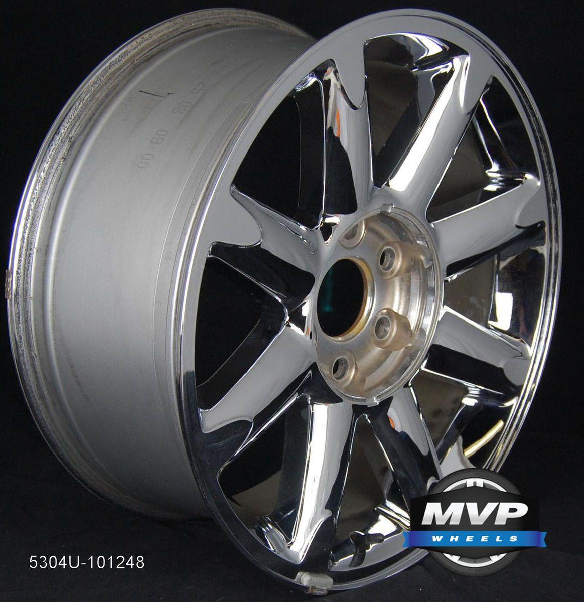 Factory OEM 20 20 GMC Sierra Denali Yukon Wheel Rim 5304 101248 USED