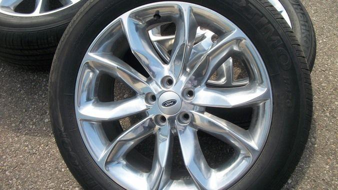 20 Ford Explorer Wheels Rims Tires
